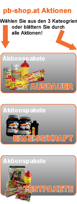 Aktionspakete pb-shop