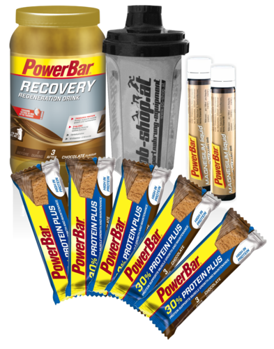 PowerBar Regenerationspaket