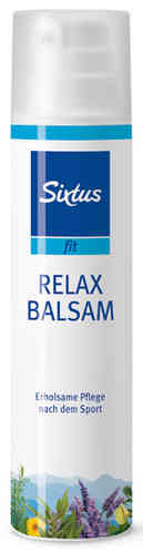 Sixtus Fit Relax Balsam