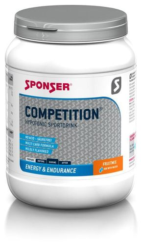 Sponser Competition Dose