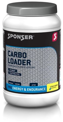 Sponser Carbo Loader Dose
