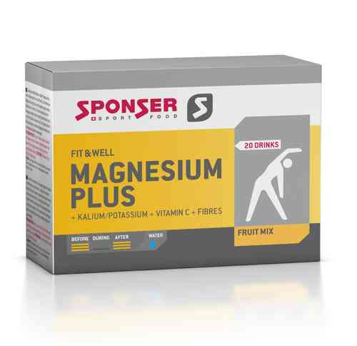 Sponser Magnesium Plus Box