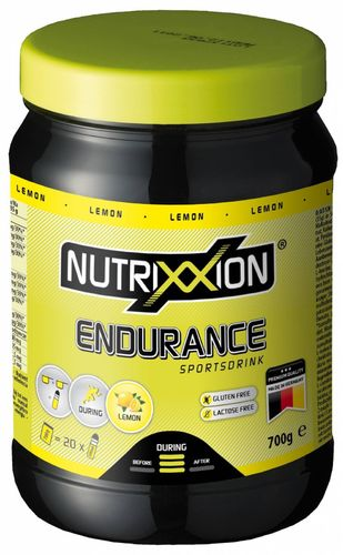 Nutrixxion Energy Endurance Drink Dose