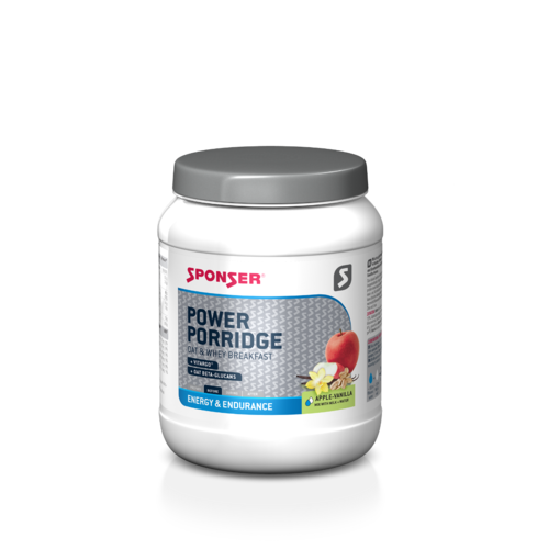 Sponser Power Porridge 840g Dose