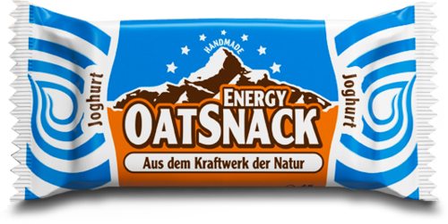 Oat Snack Energy Riegel