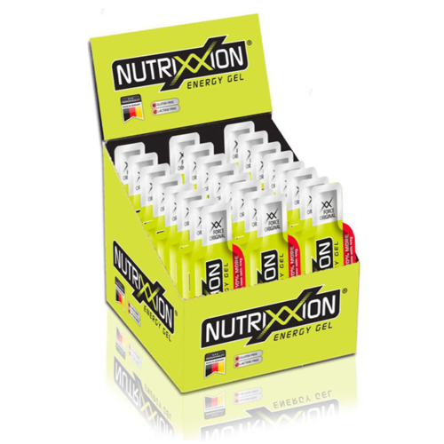Nutrixxion Energy Gel XX Force 24ér Gel Box