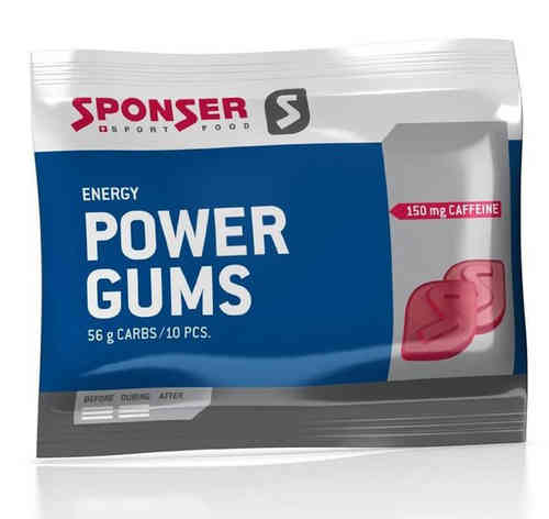 Sponser Red Power Gums Beutel