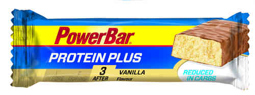 PowerBar Protein Plus Reduced in Carbs Riegel