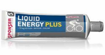 Sponser Liquid Energy Gel PLUS Koffein Tube