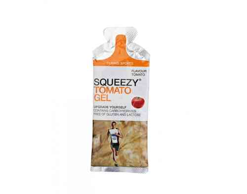 Squeezy Energy Gel Tomate