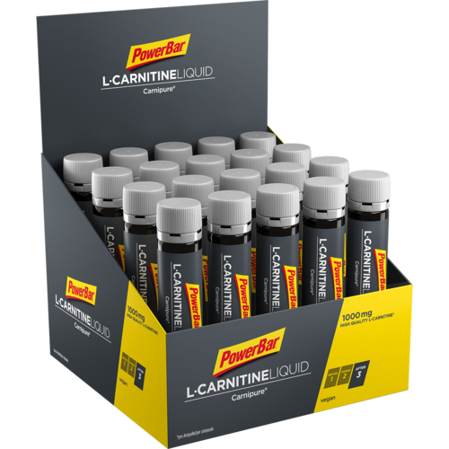 PowerBar L-Carnitin Liquid Ampullen Box