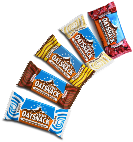 Oat Snack Energy Riegel 5ér Pack