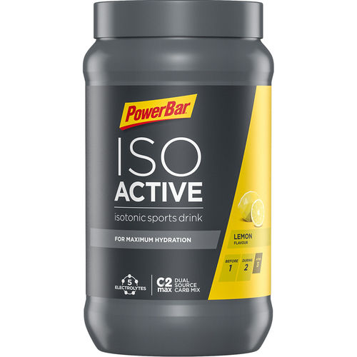 PowerBar Iso Active Sports Drink 600g Dose