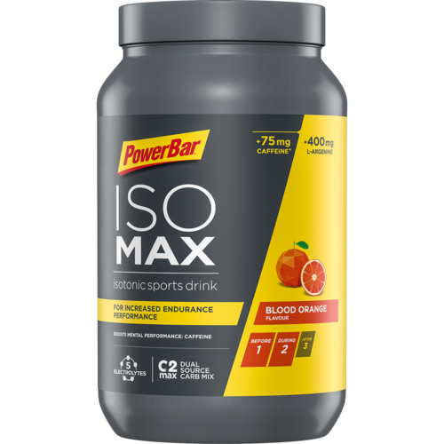 PowerBar Isomax Sports Drink Dose