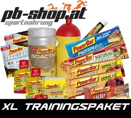PowerBar XL Trainingspaket