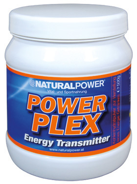 Natural Power Power Plex Energy 500g Dose