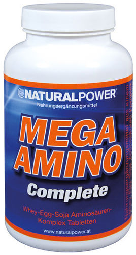 Natural Power Mega Amino Dose