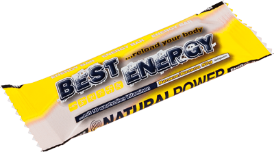 Natural Power Best Energy Einzelriegel