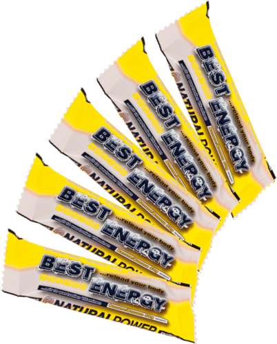 Natural Power Best Energy Riegel 5ér Pack