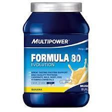 Multipower Formula 80 EVOLUTION Eiweiss 750g Dose