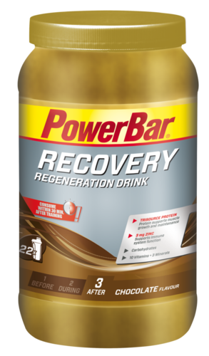 PowerBar Recovery Drink 1,21kg Dose