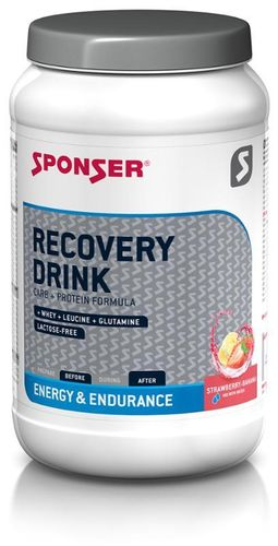 Sponser Recovery Drink 1,2kg Dose