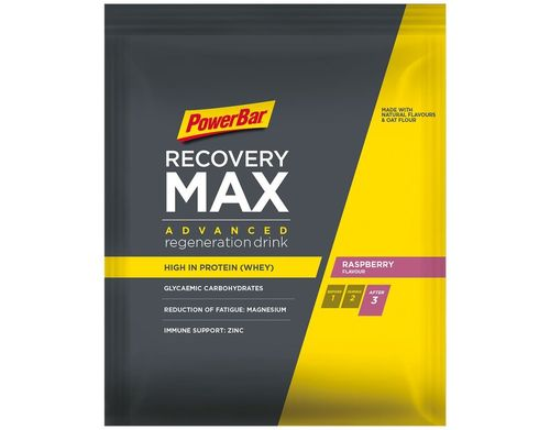 Powerbar Recovery 2.0 Raspberry Cooler Single Serve 88g