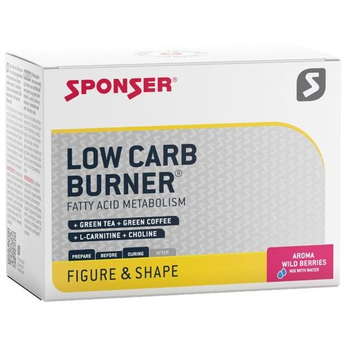 Sponser Low Carb Burner Wildberry 20er Box