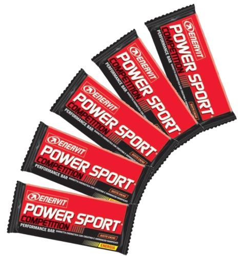 Enervit Power Sport Competition Riegel 5ér Pack Kakao