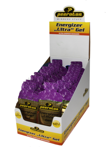 Peeroton Energizer Ultra Gel 20 + 4 Aktion