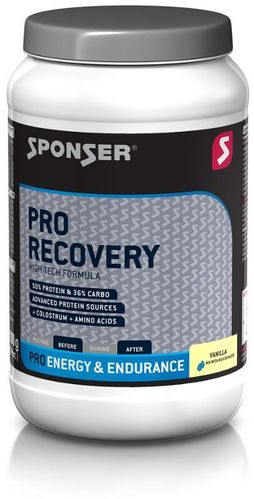 Sponser Pro Recovery 50/36 Dose Vanille