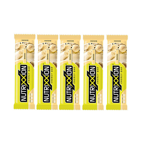 Nutrixxion Energy Bar Riegel 5ér Pack