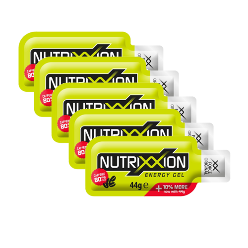 Nutrixxion Energy Gel XX Force 5ér Pack