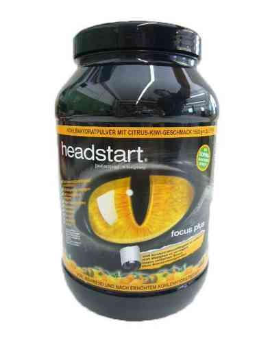 Headstart Focus Plus 1500g Pulverdose