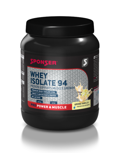 Sponser Whey Isolate 94 Dose