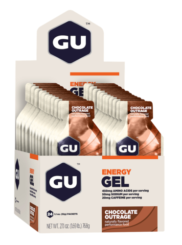 GU Energy Gel 24ér Box