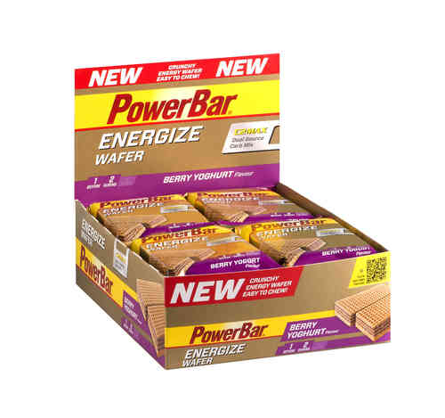 Powerbar Energize Wafer 12ér Box