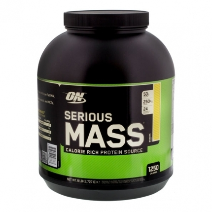 Optimum Nutrition Serious Mass 2727g Dose