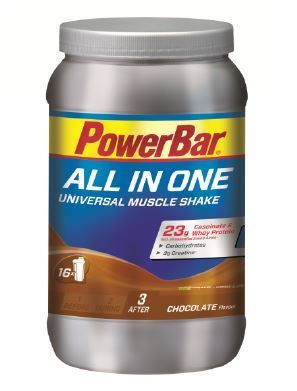 PowerBar ALL IN ONE Universal muscle shake