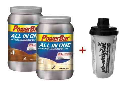 PowerBar ALL IN ONE Paket