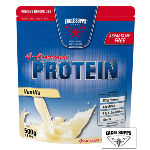 Eagle Supps 4 Component Protein