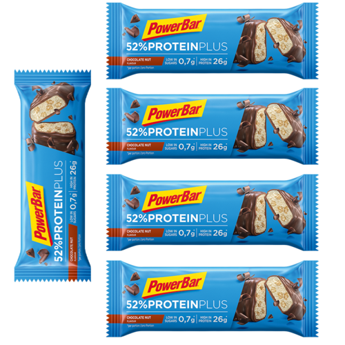 PowerBar Protein Plus 52% Riegel 5ér Pack