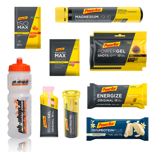 PowerBar Hit Mix Paket SMALL