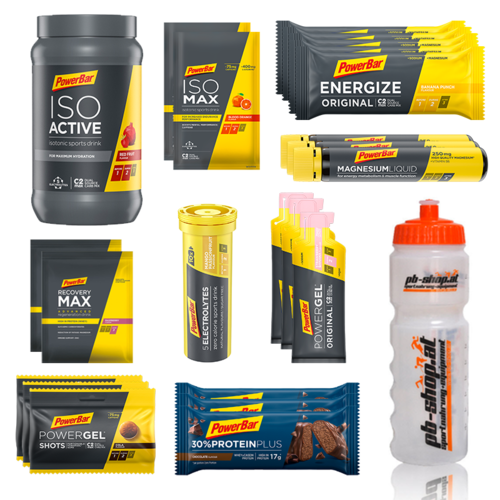 PowerBar Hit Mix Paket LARGE