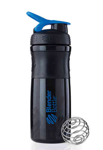 BlenderBottle Sportmixer 820ml BLACK