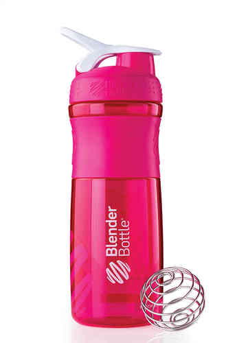BlenderBottle Sportmixer 820ml PINK