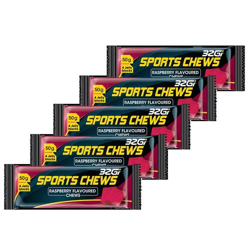 32Gi Sports Chews 5ér Pack