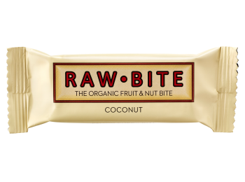 Raw Bite BIO Riegel Kokos