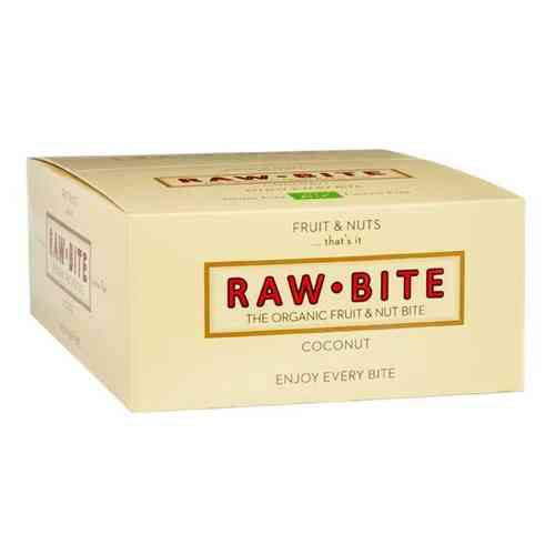 Raw Bite BIO Riegel Kokos 12ér Box