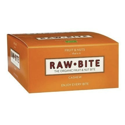 Raw Bite BIO Riegel Cashew 12ér Box